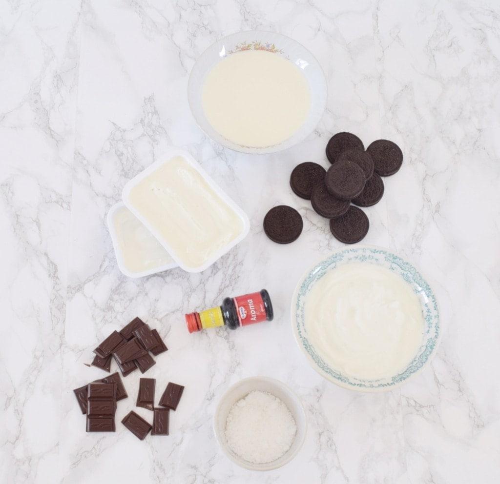 recept cheesecake in een potje