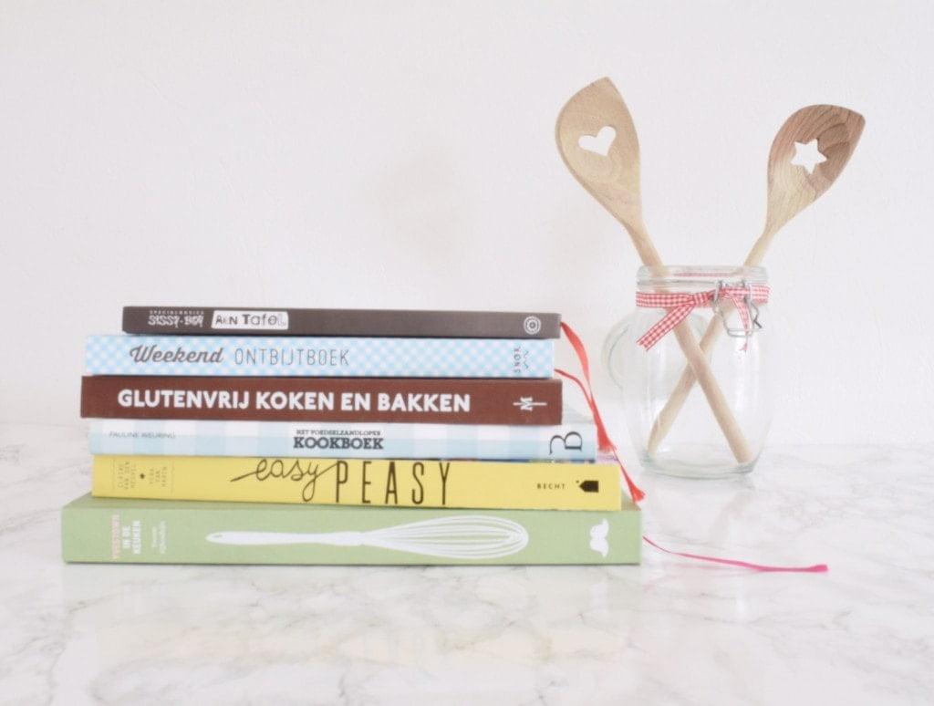 collectie receptenboeken
