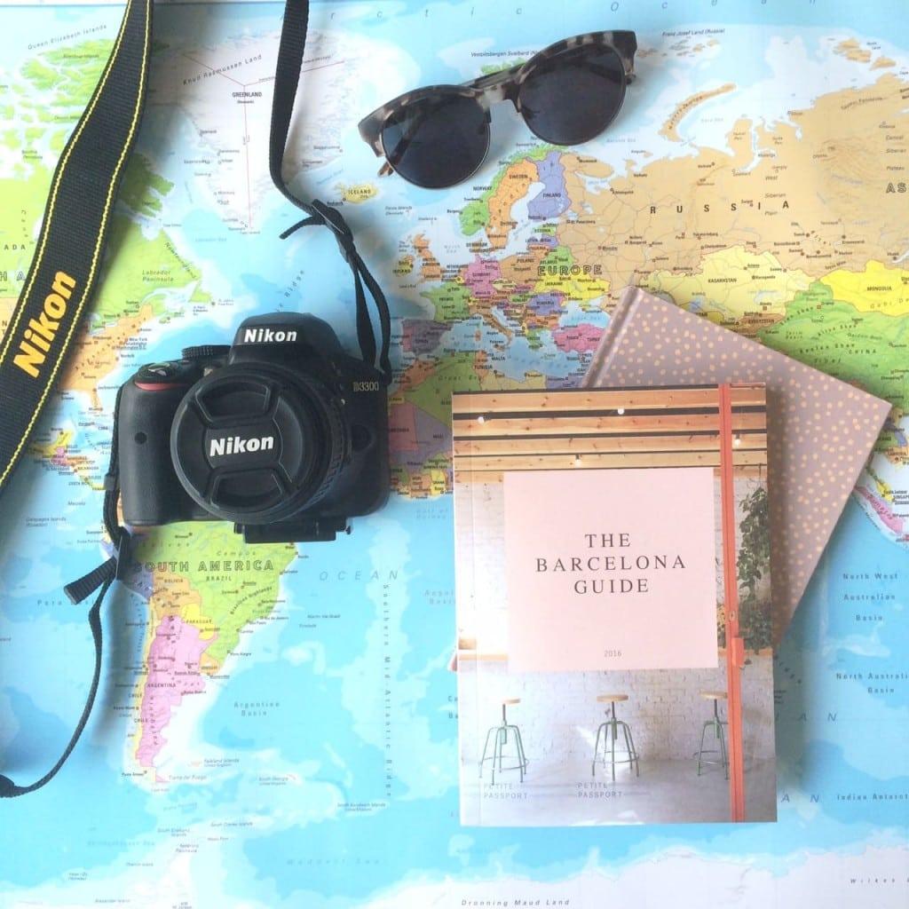 Nikon op reis