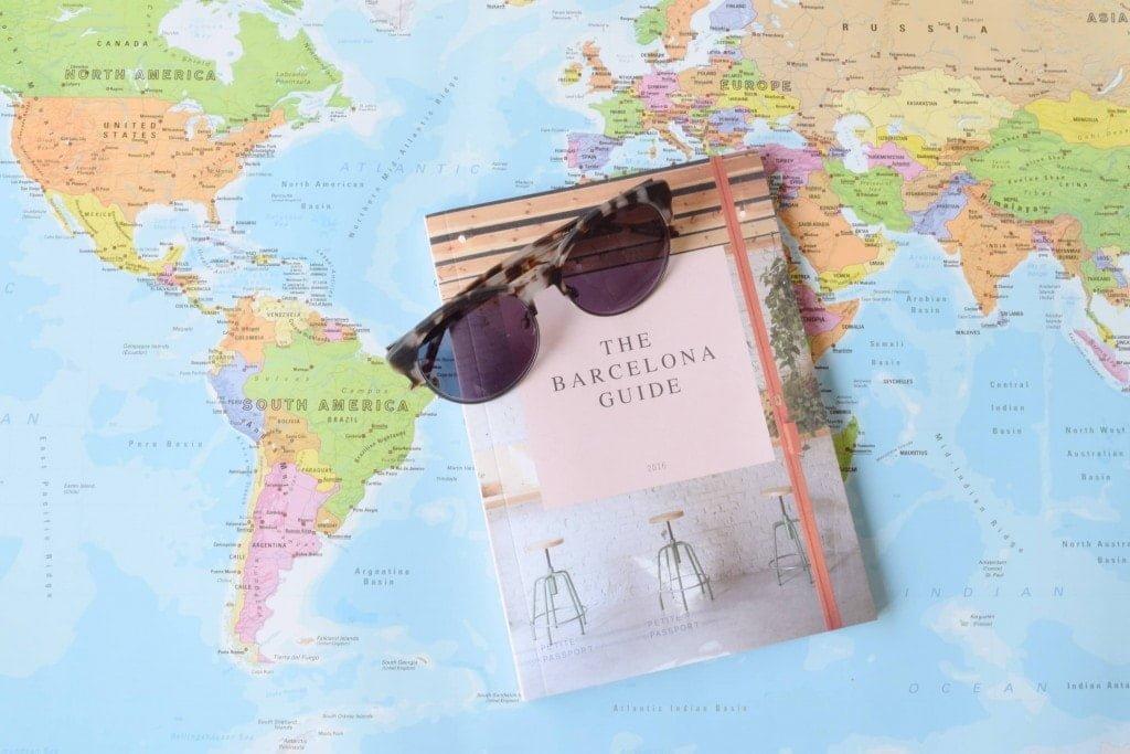 Petite Passeport Barcelona Guide