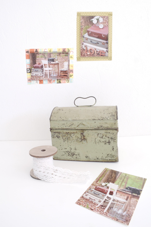Cardcetera vintage box