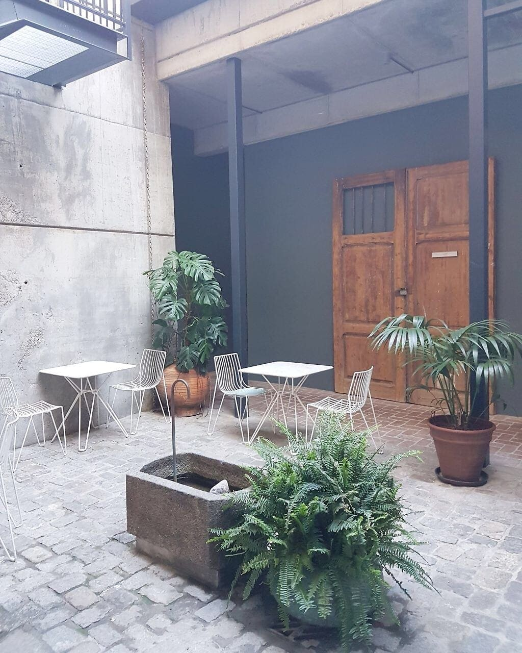 patio Hotel Brummell