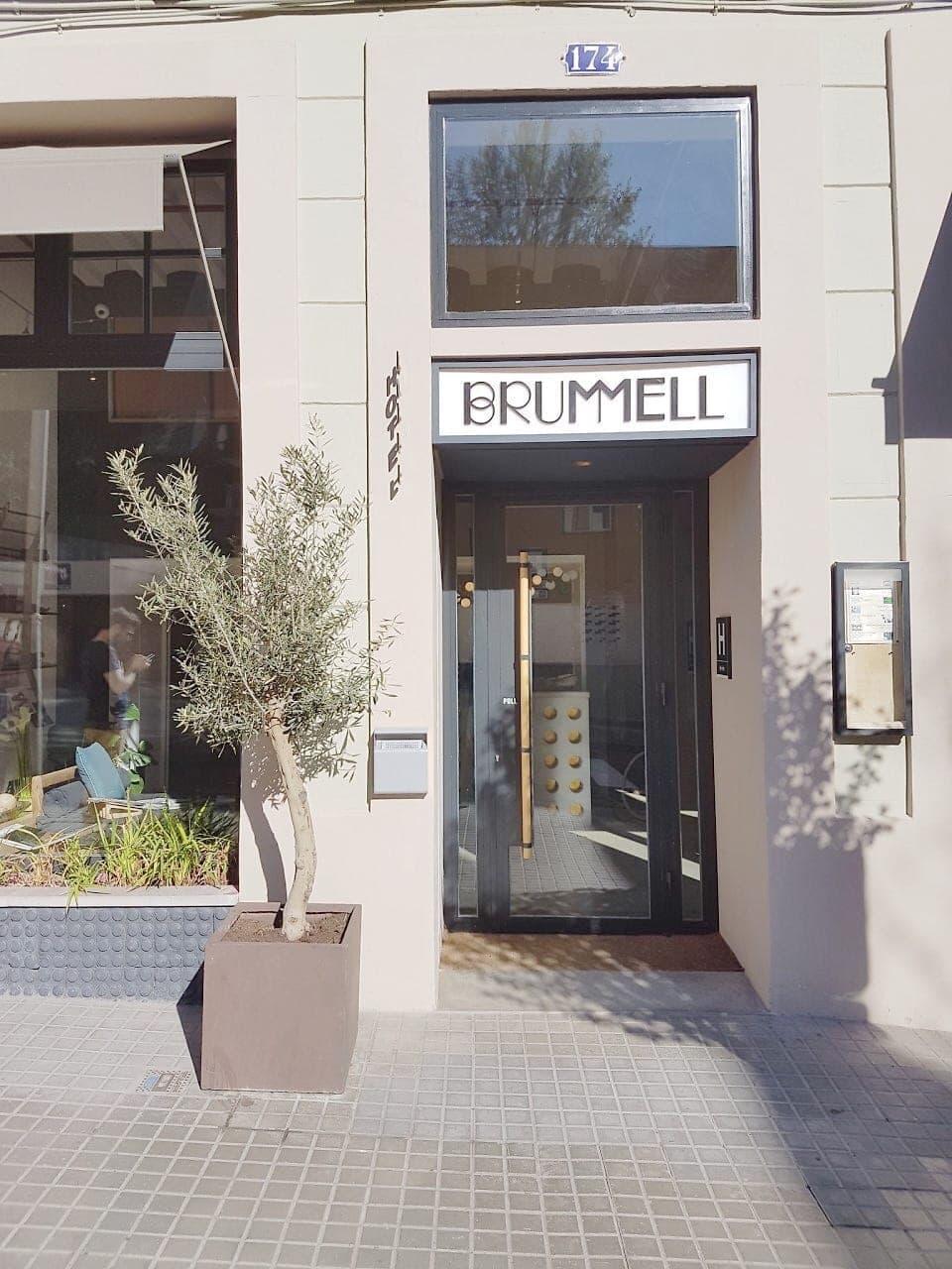 entree Hotel Brummell