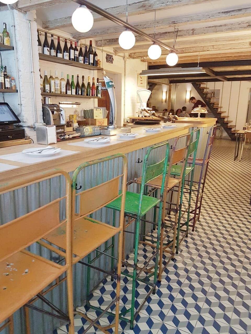 Palo Cortao bar