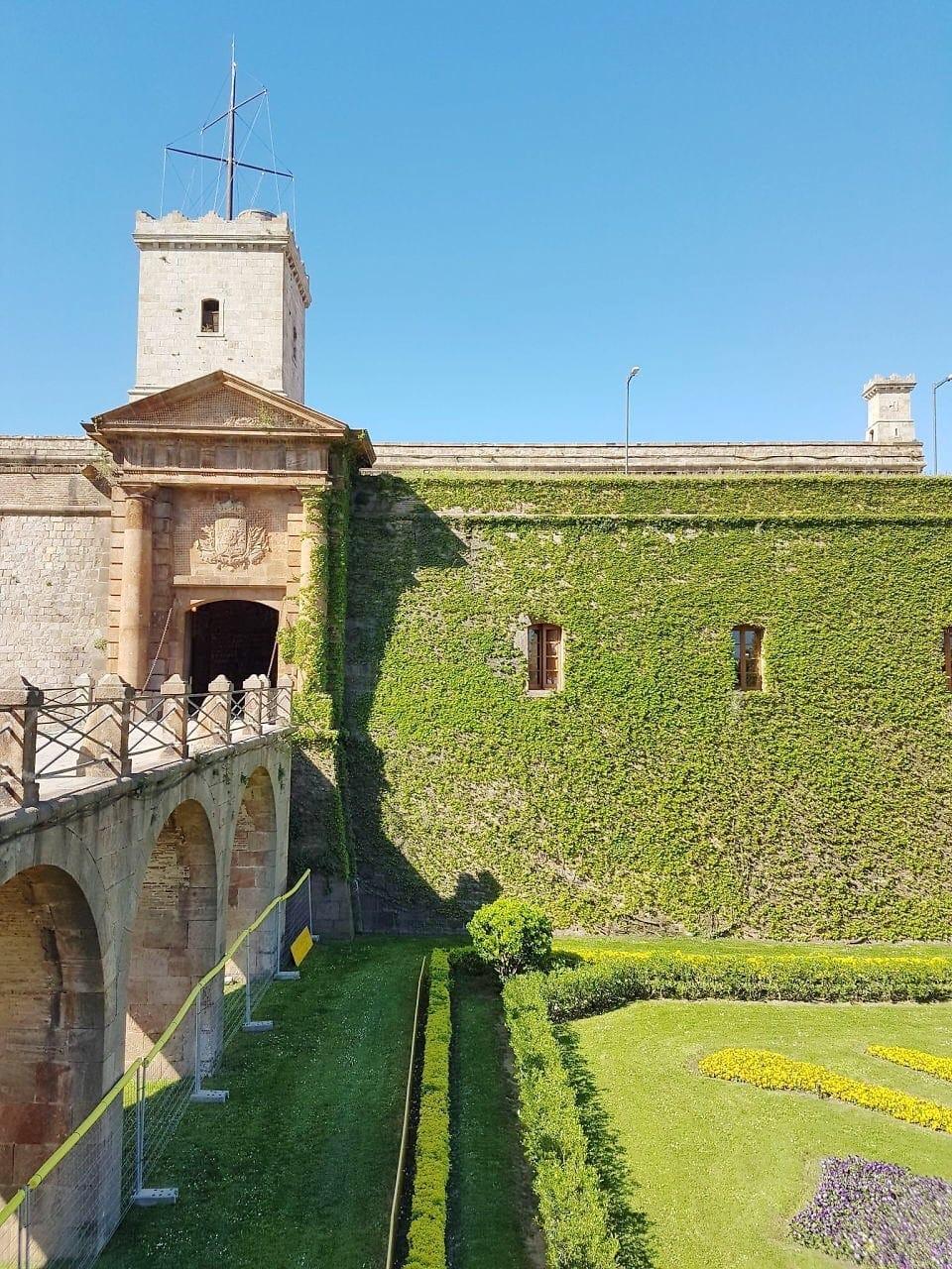 kasteel Montjuïc