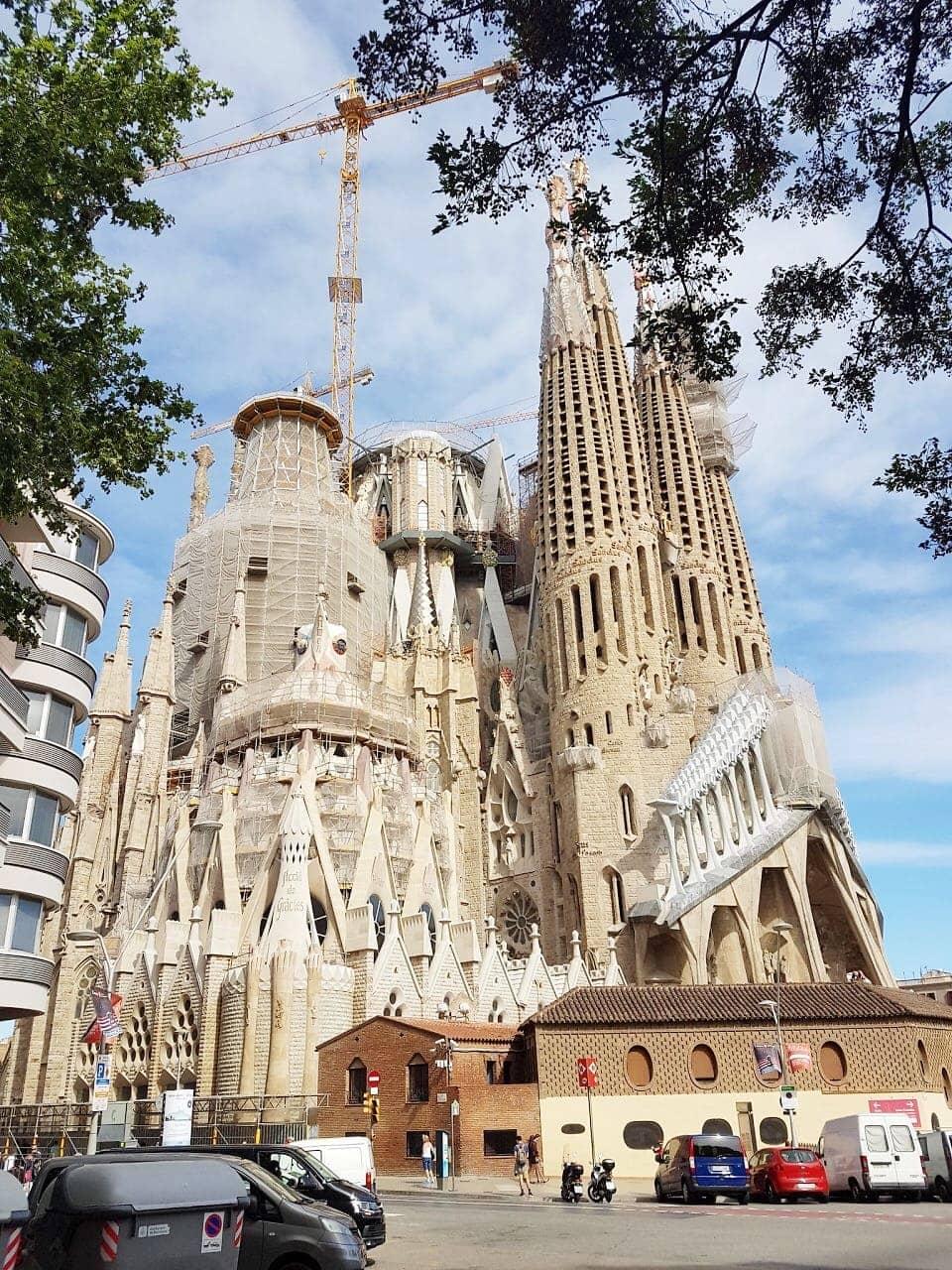 beste bezienswaardigheden Barcelona