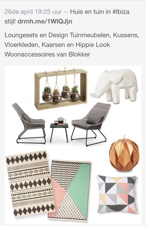 woonapp Droomhome