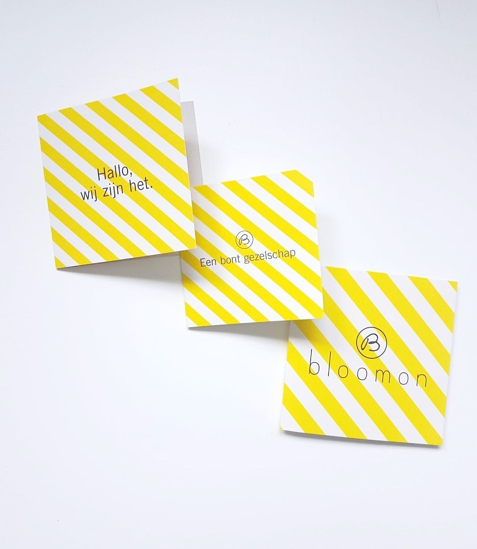 Bloomon giftcard bestellen