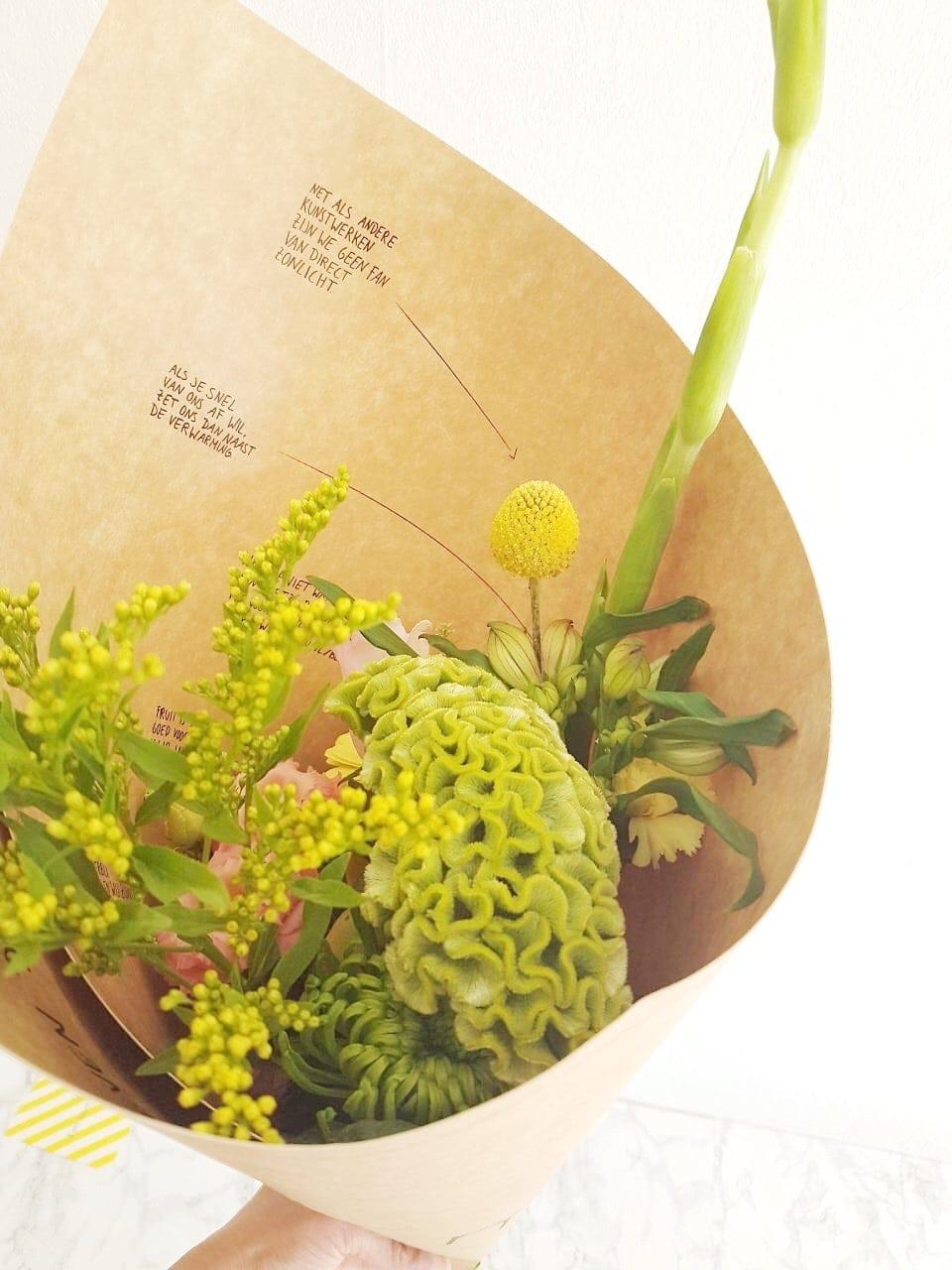 Bloomon verpakking