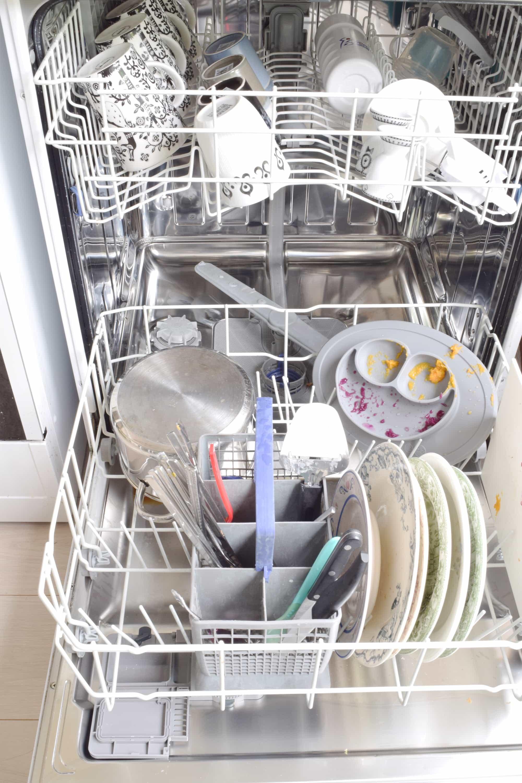 EZPZ Mini Mat dishwasher