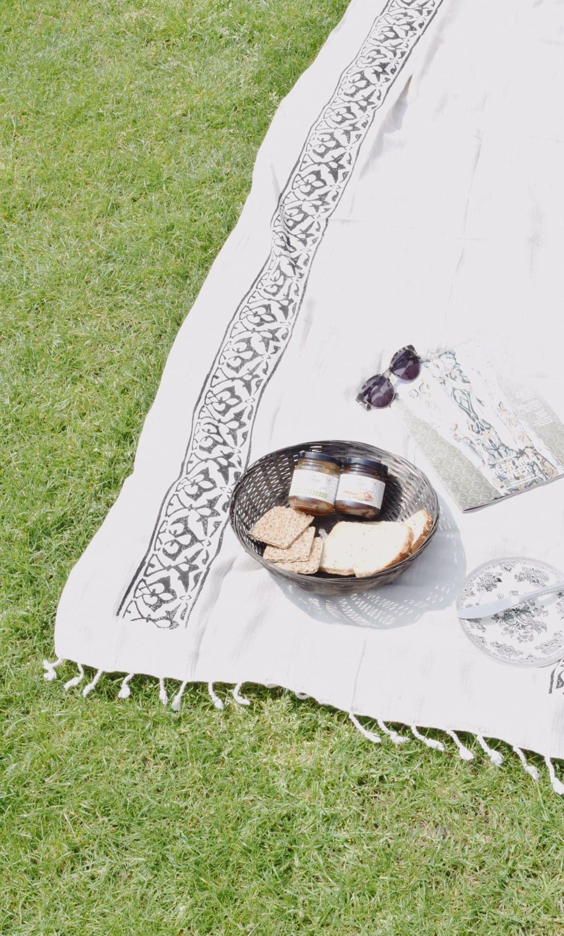 hamam doek picknickleed
