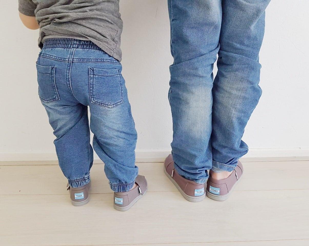 TOMS jeans