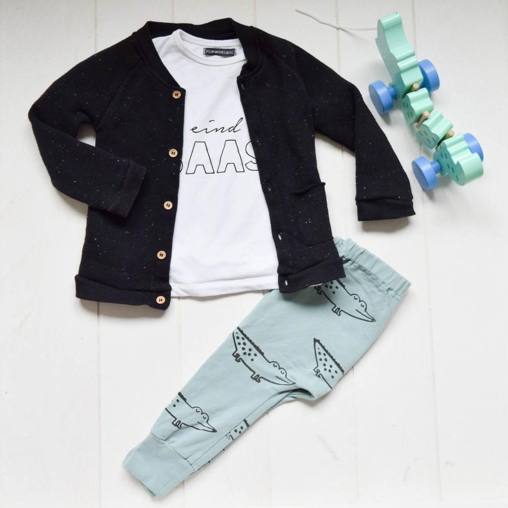 Kleine Baas shirt outfit