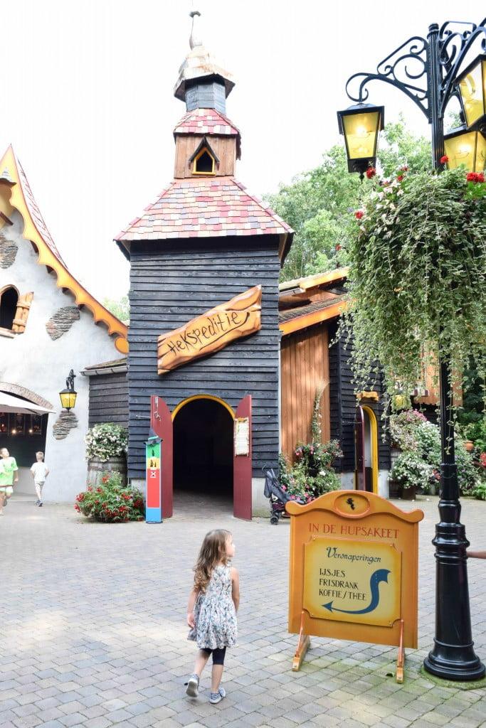Sprookjeswonderland attractie