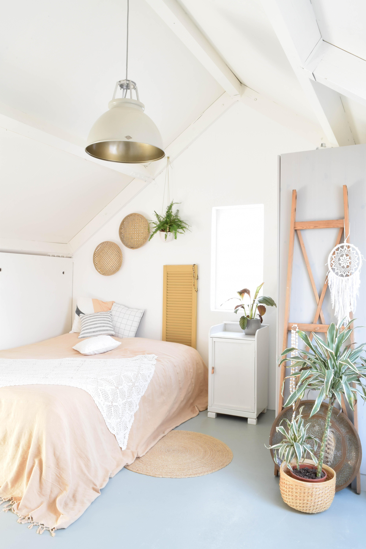 zolder slaapkamer inspiratie